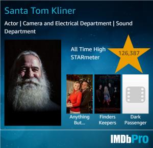 IMDB Pro Card